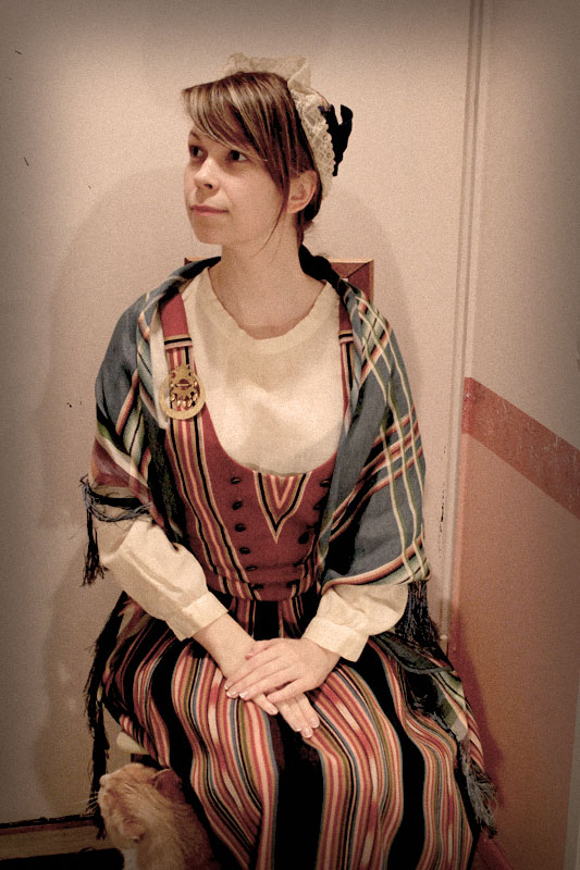 Ilmajoki regional dress