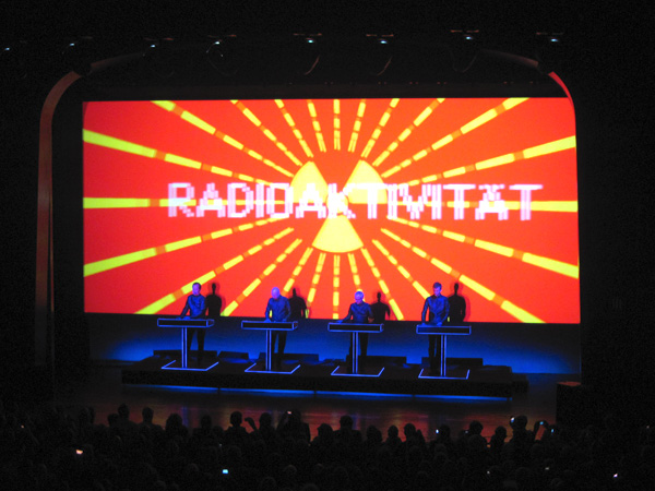 Kraftwerk in Munich